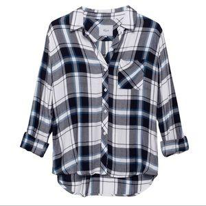 Rails Hunter Button Down Shirt size XXL